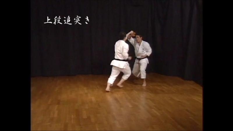 Sanbon kumite