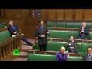 Jacob Rees-Mogg against the National Anthem motion