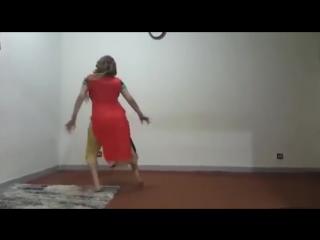 Afreen khan desi dance home