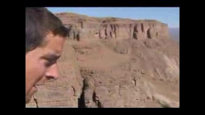 Выжить любой ценой/Man vs. Wild (2006 - 2012) Видео со съёмок (Сахара)
