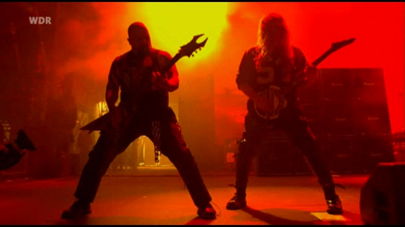 Slayer - Live at Rock am Ring 2007