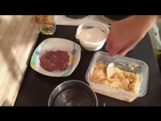 Рецепт драники с мясом. Любите блюда из мяса Я тоже