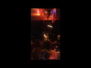 Видео присланное Вами Fire show на Краби