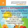 "Центр раннего развития ребенка ""Крошка Ру"" СПБ"