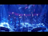 161116 엑소 (EXO) - Lotto [전체] 직캠 Fancam (Asia Artist Awards ) by Mera