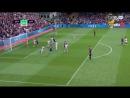 أهداف مباراة كريستال بالاس 4 1 ستوك سيتي الدوري الإنجليزي