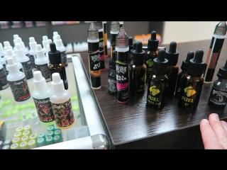 Vape Shop in CLOUDS | Chernigiv 2017 | DarkLi