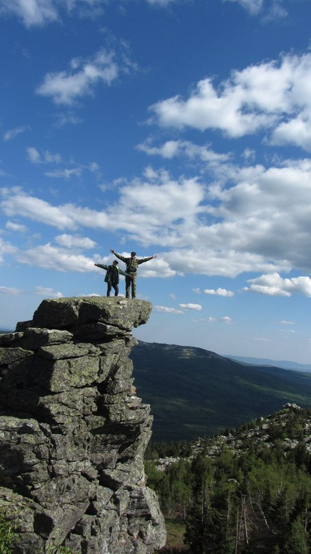 Покорители вершины :)