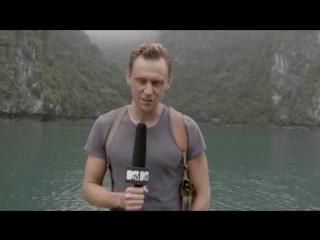 Tom Hiddleston : Teaser on MTV award pre show…