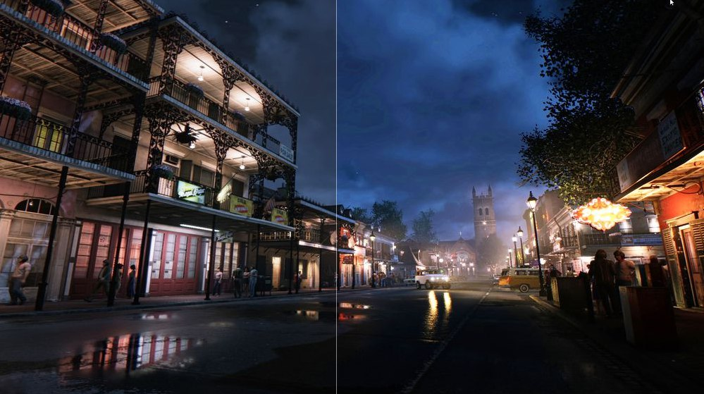 Global illumination для Mafia 3 - Скриншот 2