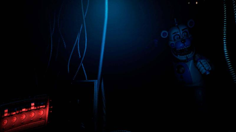 Five Nights at Freddy's: Sister Location (2016) PC | RePack - Скриншот 2