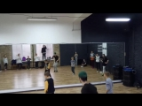 Choreography by Sasha Putilov (N'sync It's tearing up my heart) sel1