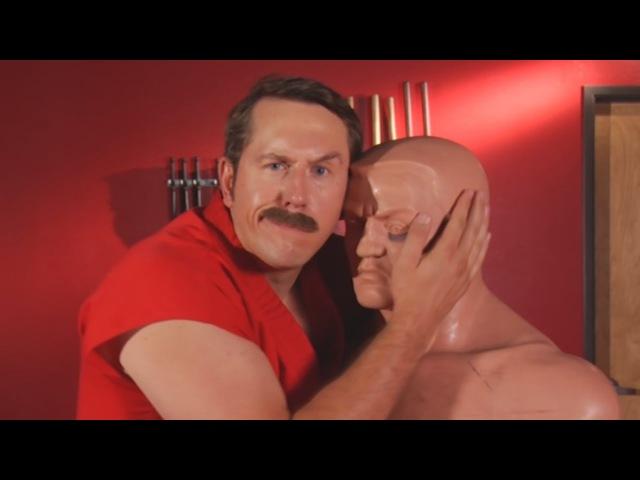 Мастер Кен. Как правильно ломать шею!
