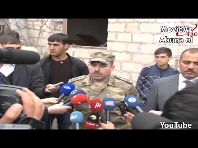 Azərbaycan Ordusu düşmənin atəş nöqtələrinin susdurulması üçün qətiyyətli cavab tədbirləri görür