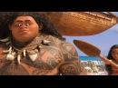 Видео к мультфильму «Моана» (2016): Трейлер №2 (дублированный)