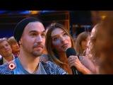Регина Тодоренко и Петр Романов в Comedy Club (02.12.2016)