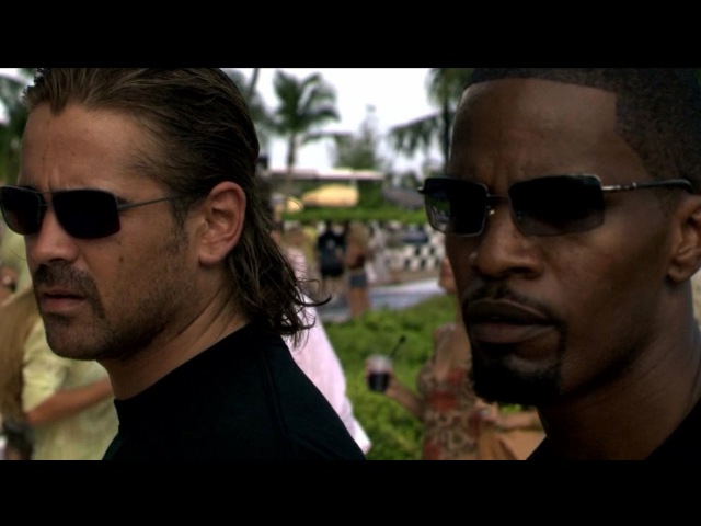 Club scene (Linkin Park\Jay-Z) | Miami Vice [Director's Cut]