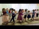Веселый каблучок парный танец. Средняя группа.