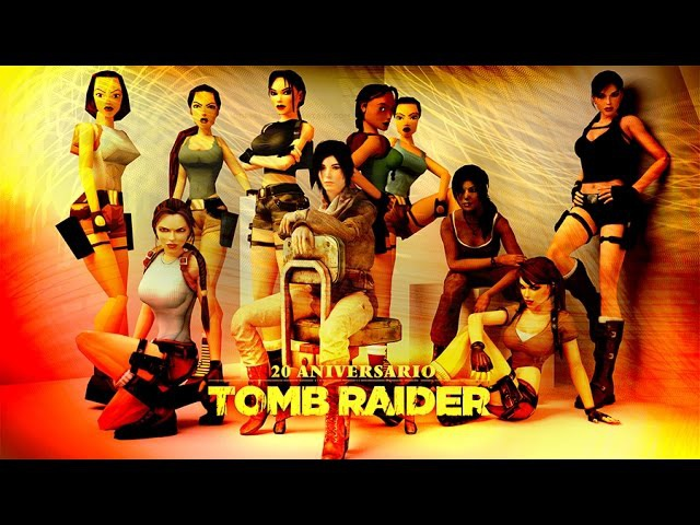Tomb Raider 20th Anniversary Special