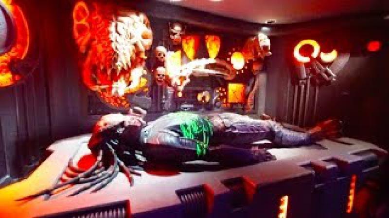 AVP: Alien vs Predator - Halloween Horror Nights 2015 Universal Studios