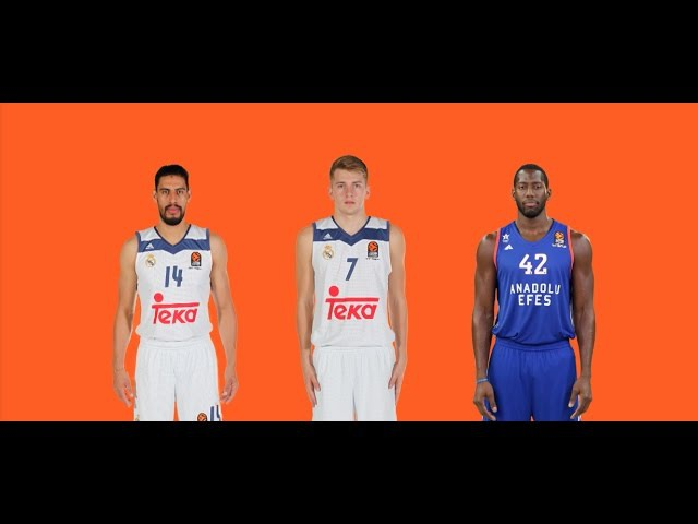 Turkish Airlines EuroLeague Playoffs Game 3 tri-MVPs: Bryant Dunston, Luka Doncic Gustavo Ayon