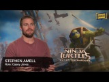Up&ampClose talked to Stephen Amell