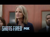 Governor Patricia Eamons Speaks At A Press Conference  Season 1 Ep. 1  SHOTS FIRED