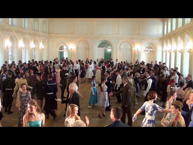 Покровский Бал победы 2016 - Падепатинер