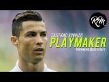 Cristiano Ronaldo 2017 ● Playmaking Skills 2016/2017   HD