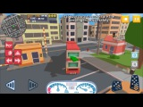 Bus Simulator City Craft 2016