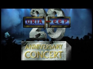 Uriah Heep - Access All Areas (Full Live Show)