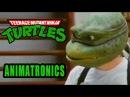 Teenage Mutant Ninja Turtles 1990 Animatronics TMNT
