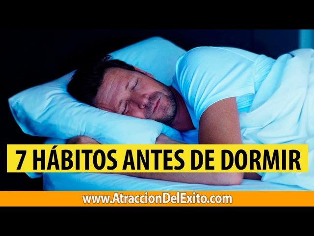 7 Hábitos que la Gente Exitosa Hace Antes de Dormir - Y Pueden Ayudarte!
