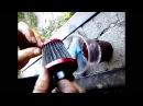 Промывка фильтра Нулевого сопротивления для Мопеда Дельта