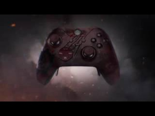 Xbox Elite Wireless Controller Gears of War 4 Limited Edition YouTube