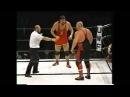 Bushido Albright and Yamazaki VS Vader and Big John Part 2