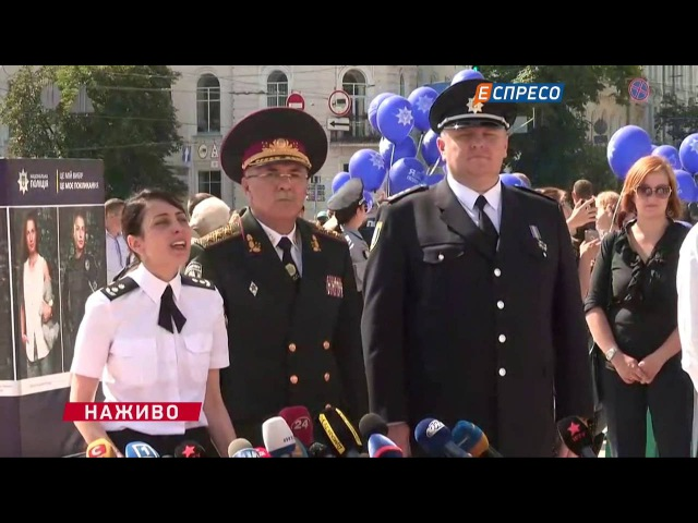 Новій поліції довіряє половина українців, - Деканоідзе