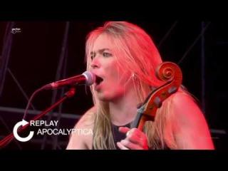 Apocalyptica - Download Festival Paris 2016 [FULL CONCERT HD]