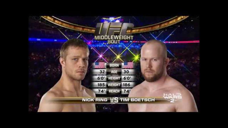 UFC 208 Free Fight: Tim Boetsch vs Nick Ring