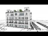 Окно в Европу (мультик) Модернизация здания Мира 76б Апполианора