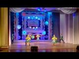 Задорная плясовая, народно-сценический танец 12-14