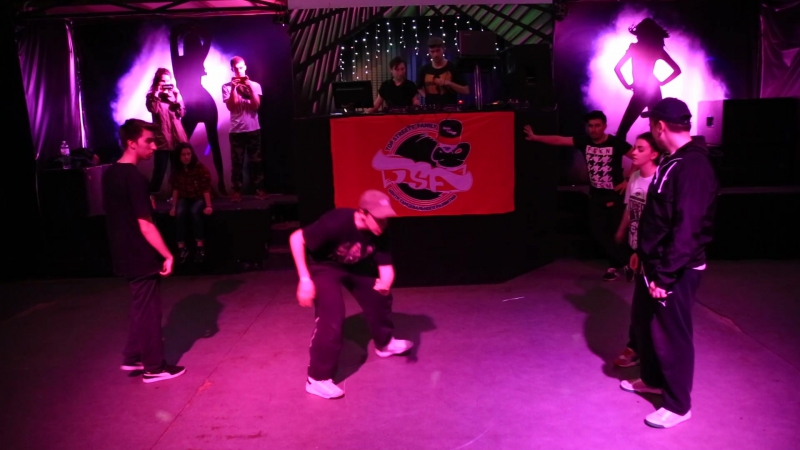 2х2 Hip-Hop..... Uranti Fantik vs Jemes Alex
