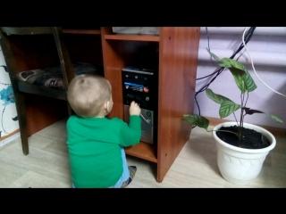 маленький компьютерщик