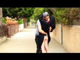Kissing Prank - Muslim Edition Целует мусульманок