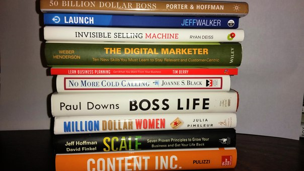 Чтение вместо MBA: 22 книги, которые следует прочитать перед тем, как