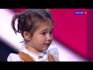 Белле Девяткиной 4 года и она владеет 7 языками!
