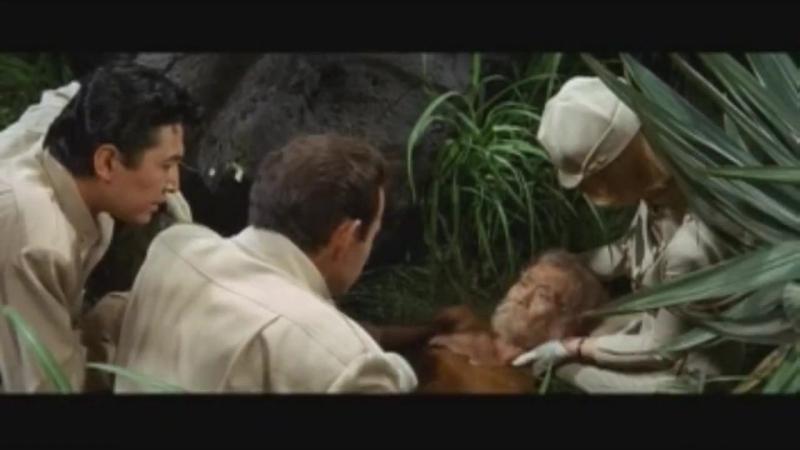 Побег Кинг Конга (1967)