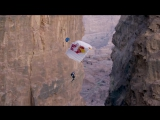 BASE Jump From A World Wonder- The Lost City of Petra - Miles Daisher