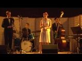 Syke Humphries  Naomi Uyama performing at Uptown Swing Dance with Gordon Webster 2012