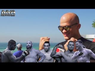 Джуниор Дос Сантос: Мои кулаки хотят бить по лицам